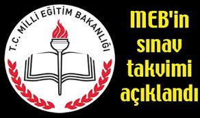 MEB 2016 Yılı MTSK Sınav Takvimini Yayınladı